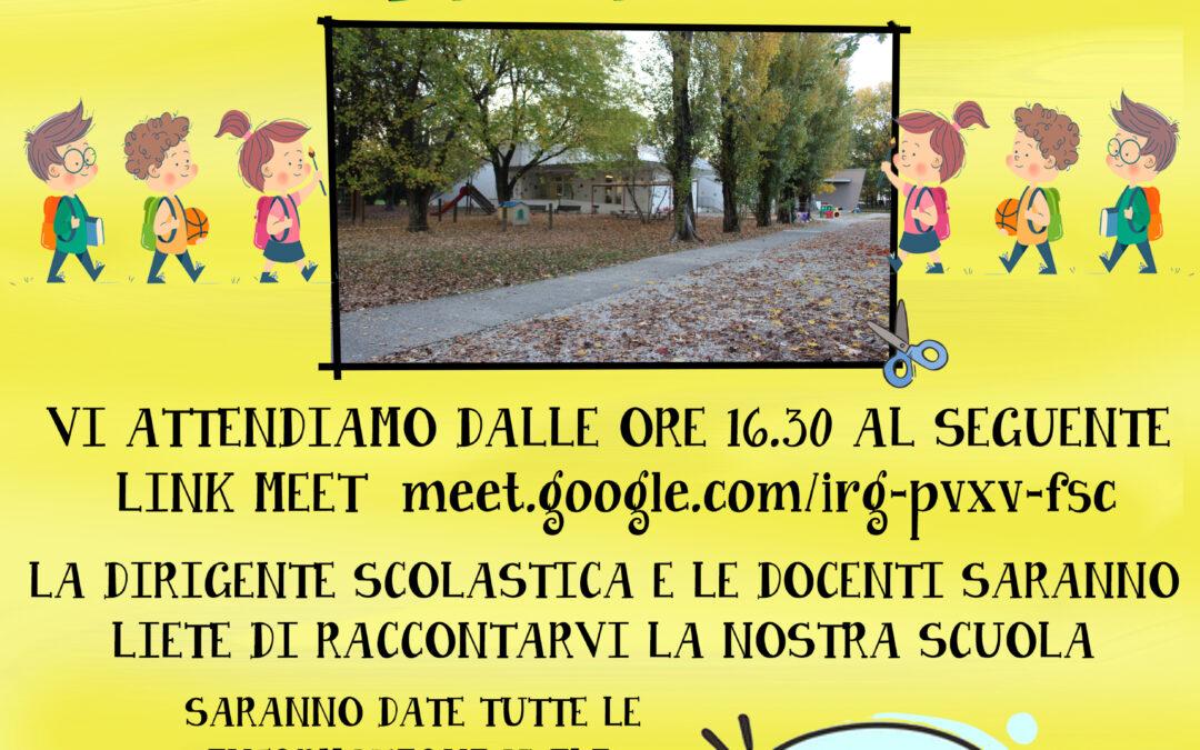 """Open Day – Scuola dell'infanzia """"Italo Calvino"""""""