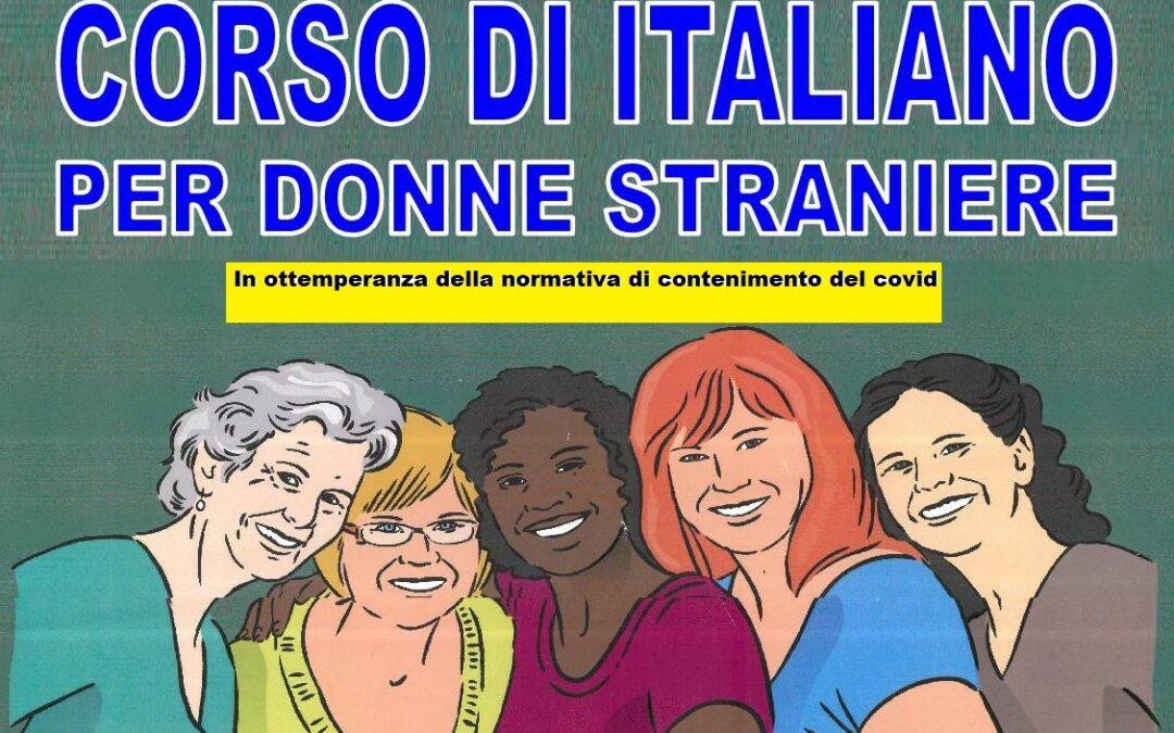Corso di italiano per donne straniere