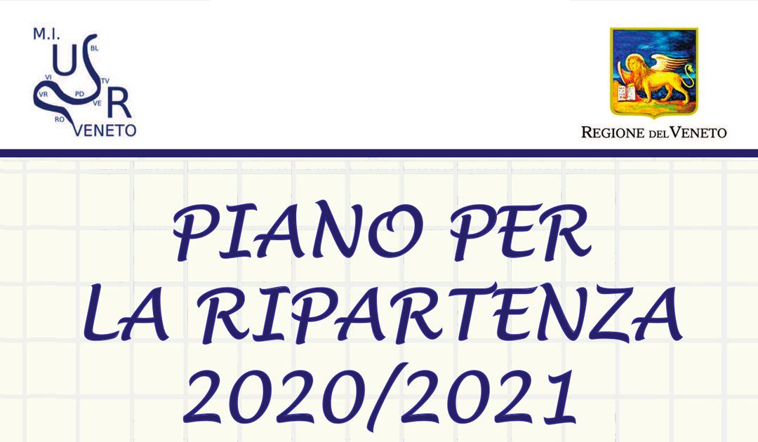 PIANO PER LA RIPARTENZA 2021/2022 – MANUALE OPERATIVO (Aggiornamento al 28.08.2021)