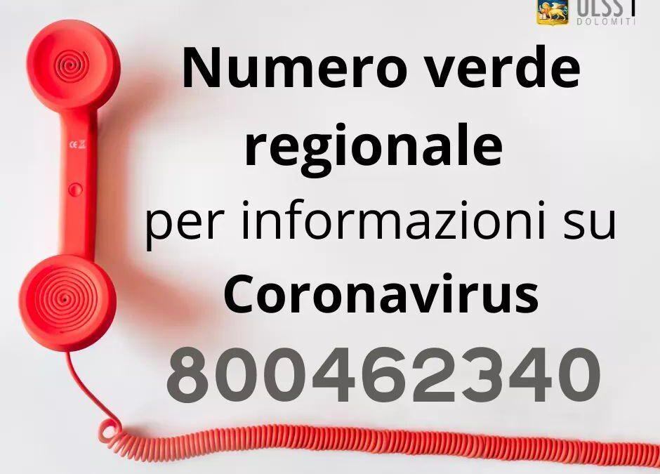 CoronaVirus – Scuole chiuse fino al 1° marzo 2020